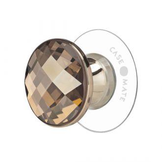 Phone Grip Crystal Gold