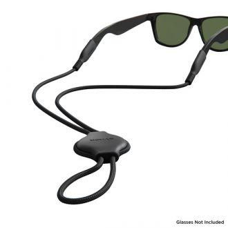 AiraTag glasses strap Black