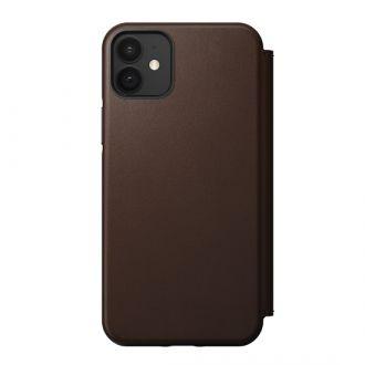 Rugged Folio iPhone 12 & iPhone 12 Pro Brown