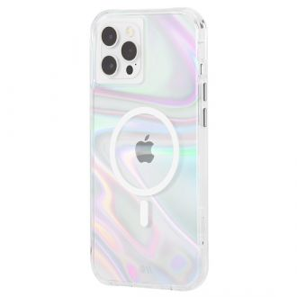 Case iPhone 12 Pro Max Soap Bubble (MagSafe)