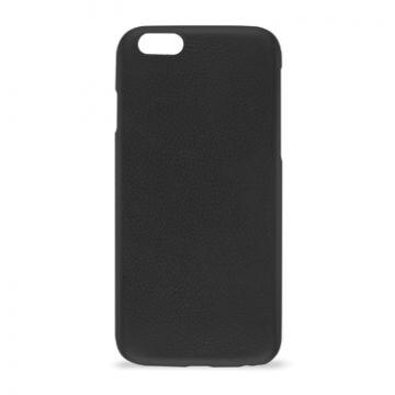 Leather Clip iPhone 7/8 Noir