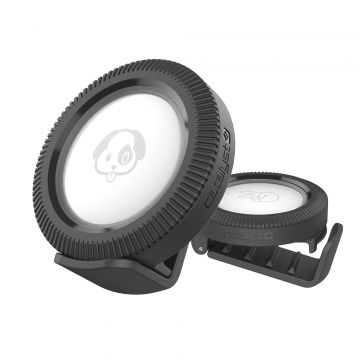 Total Protection Clip-It AirTag Black