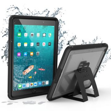 Coque Waterproof iPad 10.2 (2019/2020) Noir
