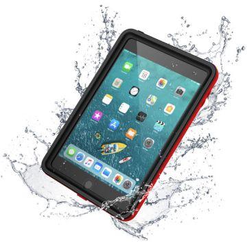 Coque Waterproof iPad Mini 5 Rouge