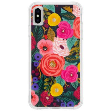 Coque IP XS Max Rifle Paper Juliet Rose