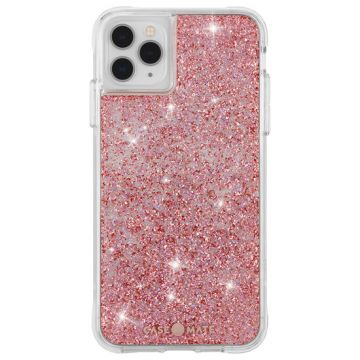 Twinkle iPhone 11 Pro Max Rose doré