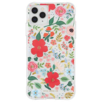 Coque IP11 Pro Max Rifle Paper Allover Wild Rose