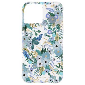 Case iPhone 12 Pro Max Rifle Paper Garden Party Blue