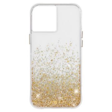 Case IP 12 Pro Max Twinkle Ombre Gold