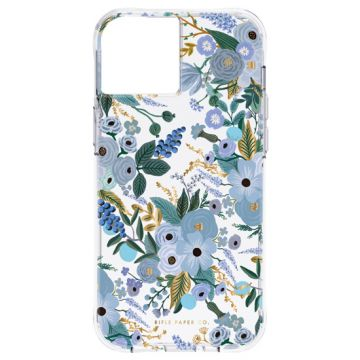 Rifle Paper iPhone 13 Garden Party Blue