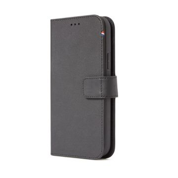 Folio Leather iPhone 12 Pro Max Black (MagSafe)