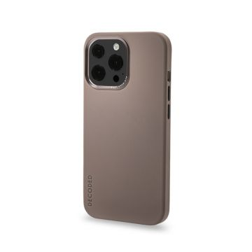 Silicone case iPhone 13 Pro Brown