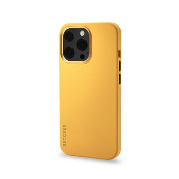 Silicone case iPhone 13 Pro Yellow