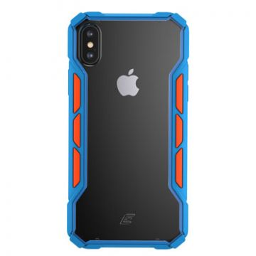 Rally iPhone XS Max Blue/Orange
