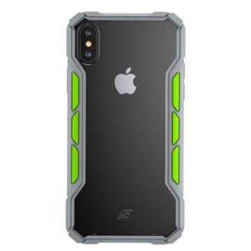 Rally iPhone X/XS Light Grey/Lime