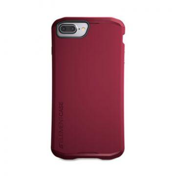 Coque Aura iPhone 7Plus/8Plus Bordeaux