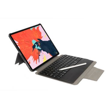 "Coque clavier iPad Pro 12.9"" Noir"