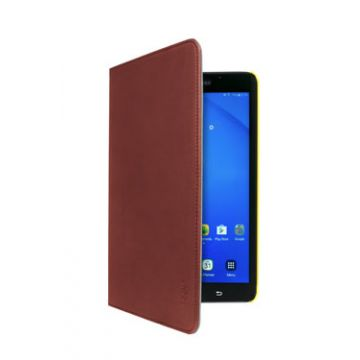 Easy Click Cover Galaxy Tab A 10,5 Marron/Jaune