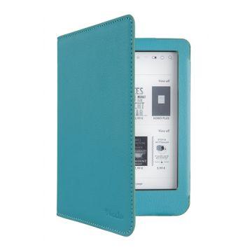 Folio Luxe Kobo Clara HD Bleu Azur
