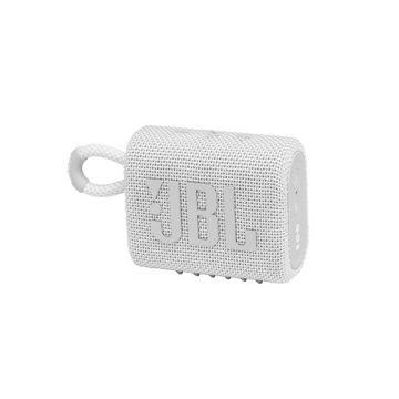 JBL - Go 3 Blanc