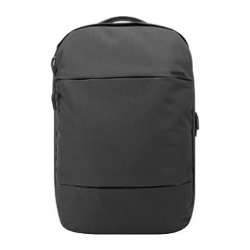 "Backpack City Compact Macbook 15"" Black"