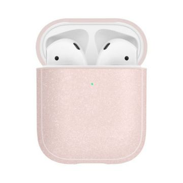 Metallic Case AirPods Pink