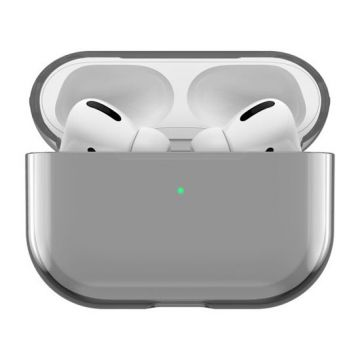 Clear Case AirPods Pro Black