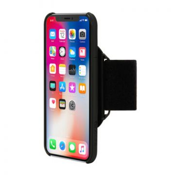 Active Armband iPhone X Black