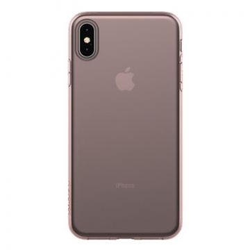 Protective Clear Cover iPhone XS Max Rose Gold