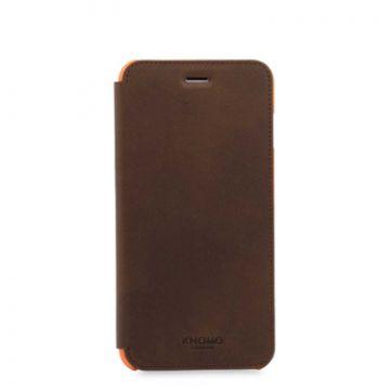 Folio iPhone 7Plus/8Plus Marron
