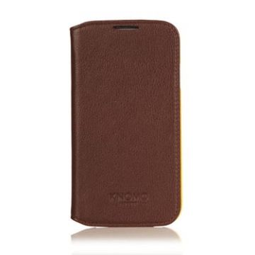 Galaxy S4 Folio Brown
