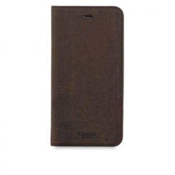 Premium Folio iPhone 7Plus/8Plus Marron