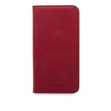 Premium Folio iPhone X Red