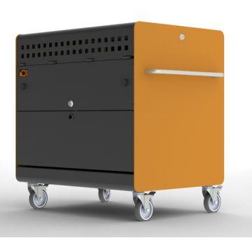 Cart 40 V2 Black/Orange