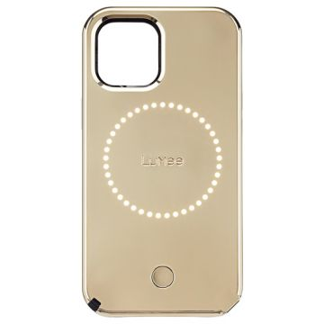 Halo iPhone 13 Pro Max Gold Mirror