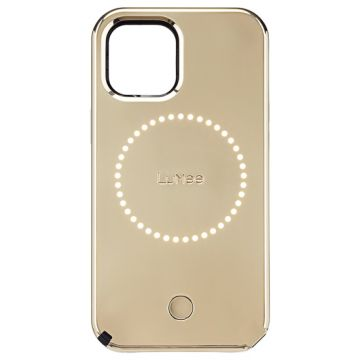 Halo iPhone 13 Gold Mirror