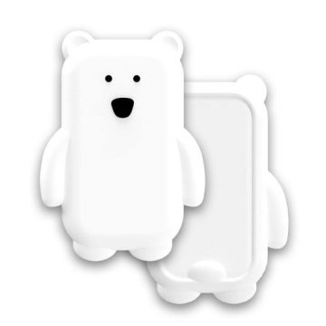 Coque Ours Blanc