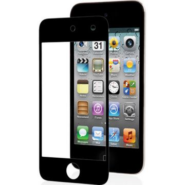 iVisor Screen Protector iPod Touch 4 Black