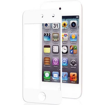 iVisor Screen Protector iPod Touch 4 White