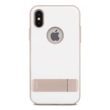iGlaze Kameleon iPhone  X/XS Blanc