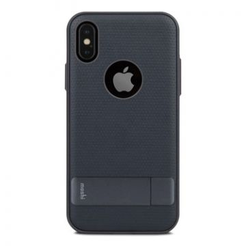 iGlaze Kameleon iPhone X/XS Bleu