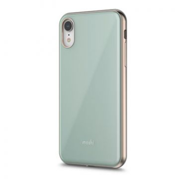 iGlaze iPhone XR Bleu