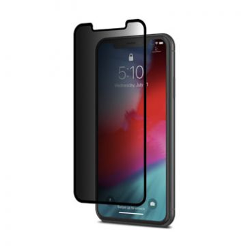 IonGlass Privacy iPhone 11/XR Bords noirs