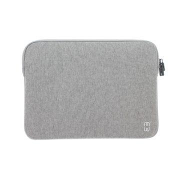 Housse MBP 16 & Retina 15 (non USB-C) Gris / Blanc