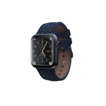 Apple Watch strap 44mm Vatn Bleu