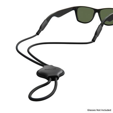 AiraTag glasses strap Black