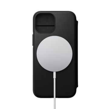 Folio Modern iPhone 13 Mini (MagSafe) Noir