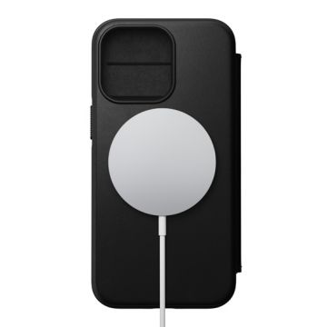 Modern Folio iPhone 13 Pro (MagSafe) Noir