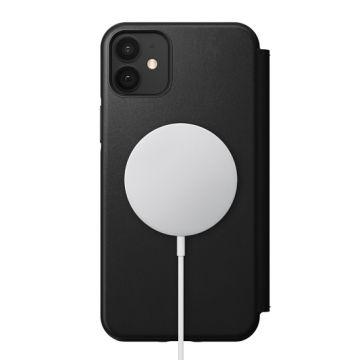 Rugged Folio iPhone 12 & iPhone 12 Pro Noir (MagSafe)