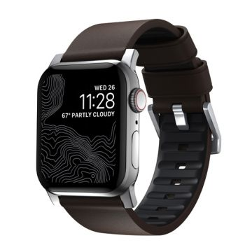 Bracelet Active Pro Apple Watch 42/44mm Gris/Noir